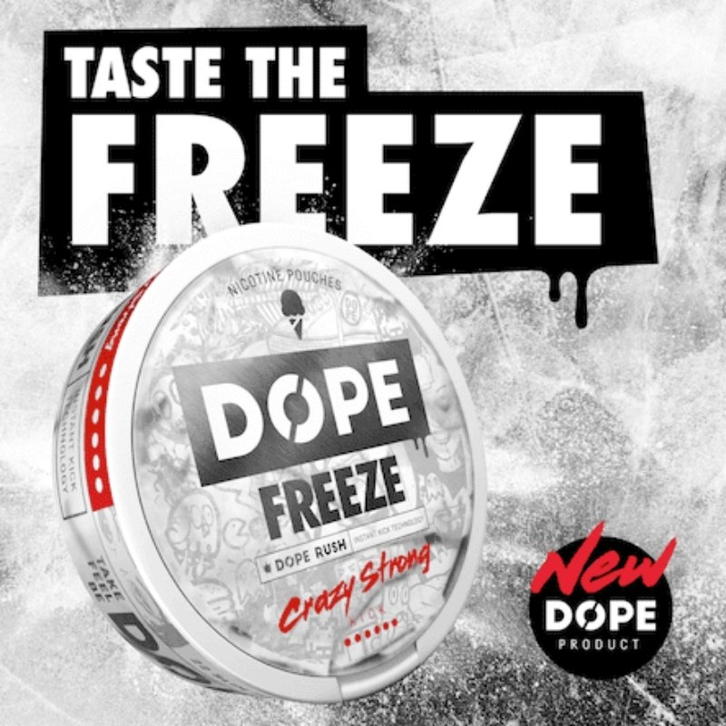 Dope freeze