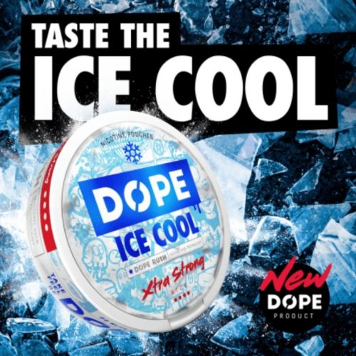 Dope ice cool