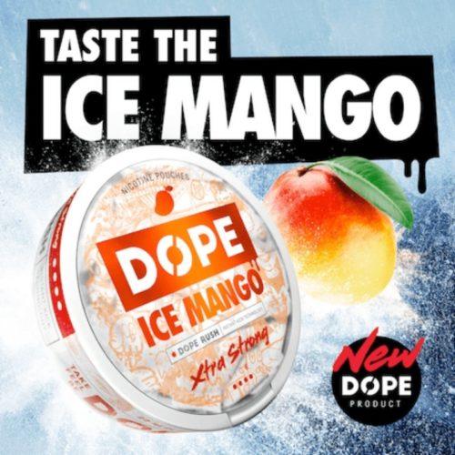 Dope ice mango
