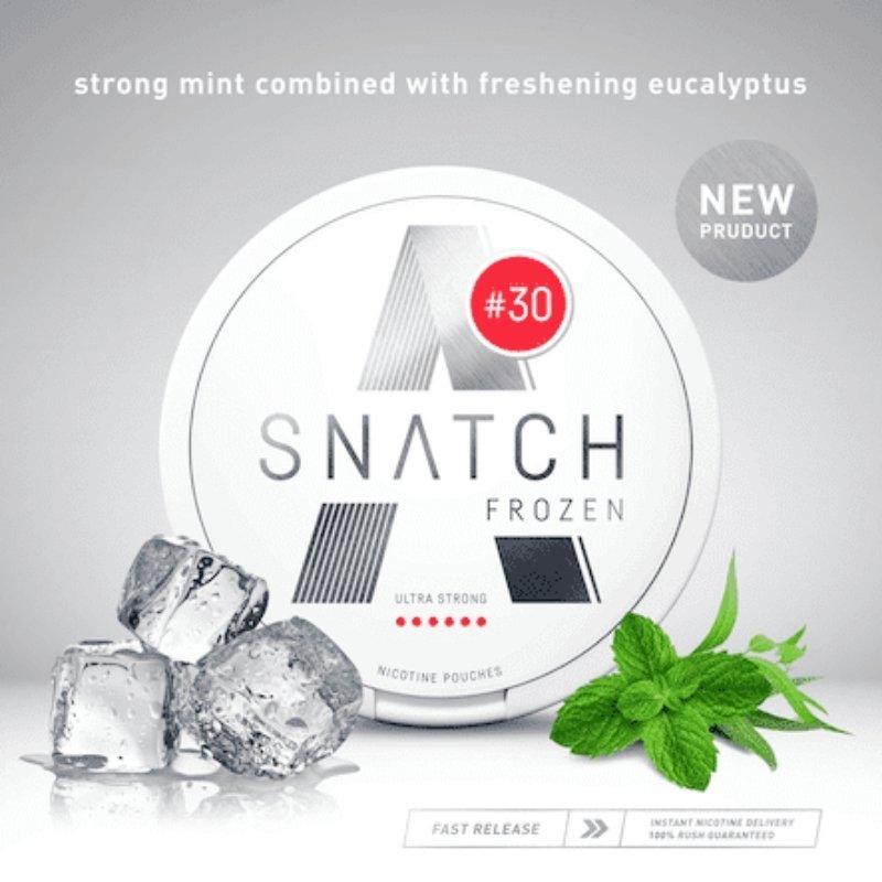 Snatch - Frozen nicotine pouch
