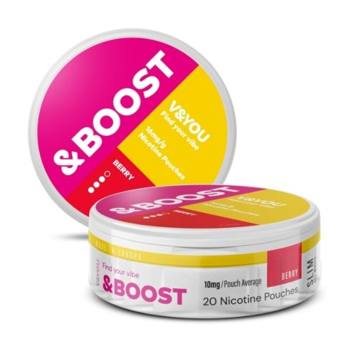 V&YOU berry boost 10mg