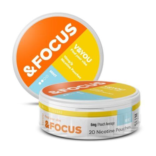 V&YOU Mint focus 6mg