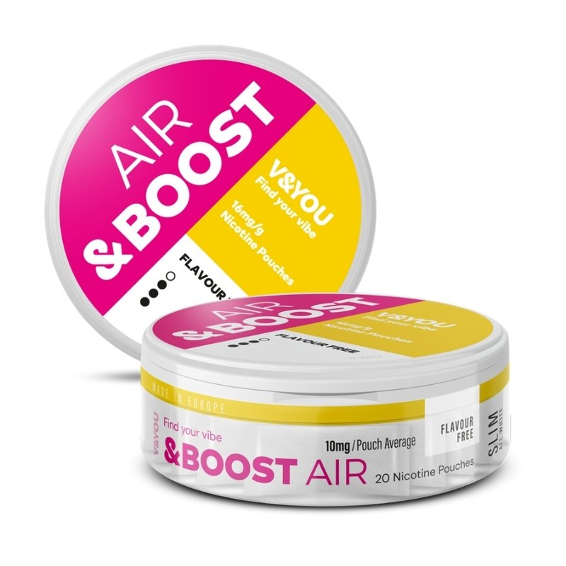 V&YOU Flavour free boost 10mg
